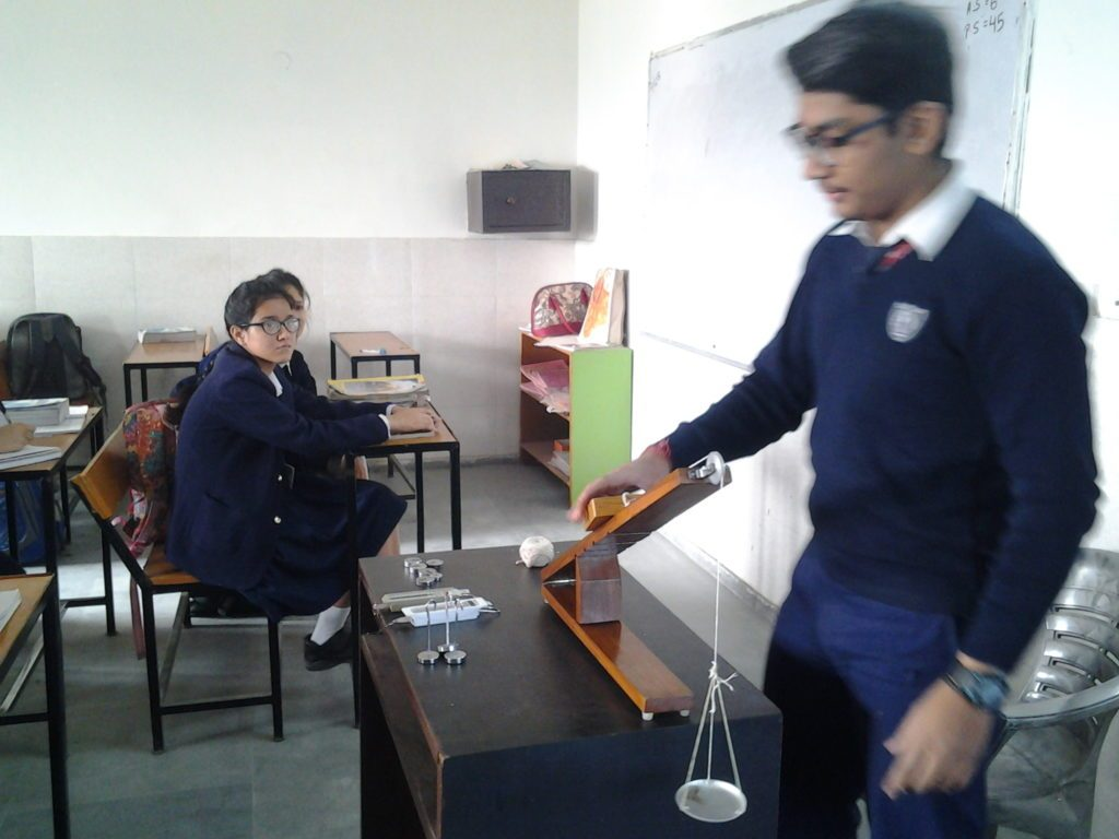 1 - SLIDING FRICTION AND FUNCTION OF HEART – DEMONSTRATION