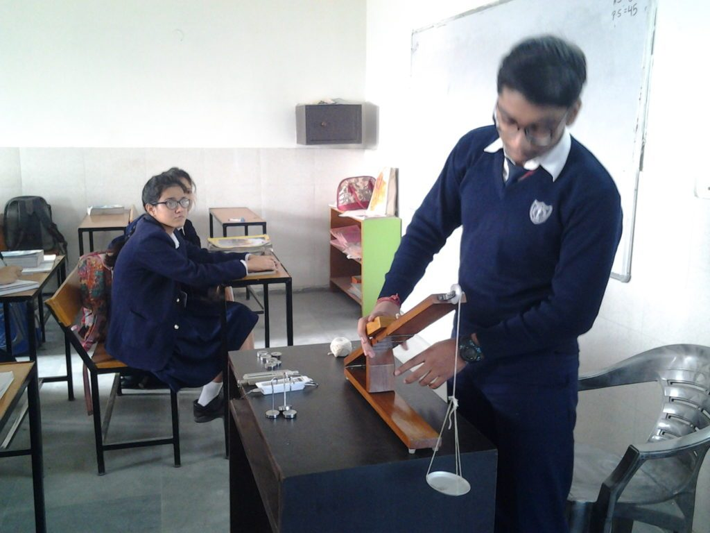 2 - SLIDING FRICTION AND FUNCTION OF HEART – DEMONSTRATION