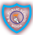 N S Public School logo icon